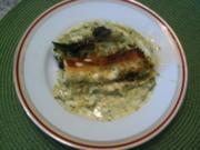 Kürbis-Spinat-Cannelloni - Rezept