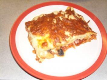 Rezept: Pizza: Gefüllte-Pizza