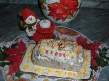 Kuchen..... Schokolade - Zimt - Rezept
