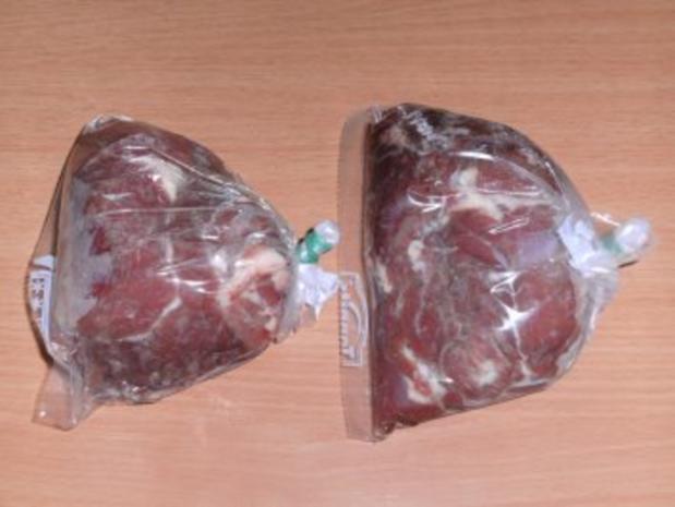 Wursten: Lammschinken ohne Knochen - Rezept - Bild Nr. 3