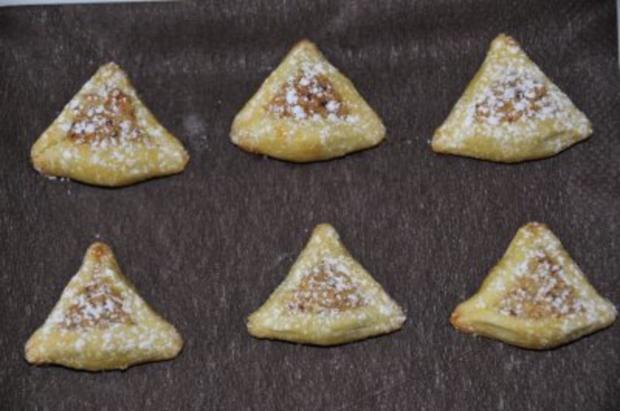 Weihnachtsplätzchen - Pfaffenhütchen - Rezept - Bild Nr. 4