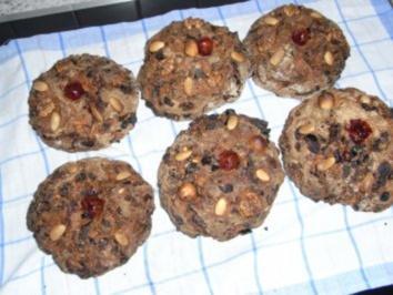 Weihnachtliches Früchtebrot - Rezept