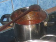Soßen – Manfred's feurige Schaschliksoße - Rezept