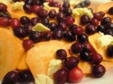 Süßkartoffel-Cranberry-Auflauf - Rezept