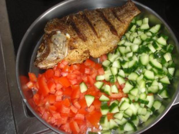Nigerianische Küche Rezepte | Fried Fisch Aus Nigeria Rezept Mit Bild Kochbar De