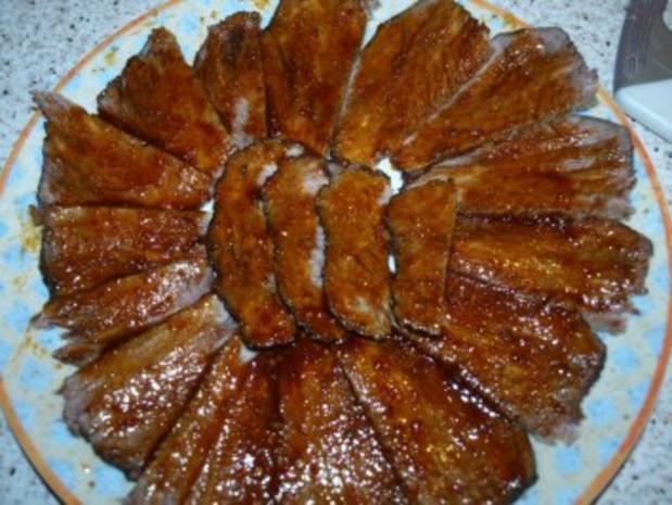Rindfleisch asiatisch scharf - Rezept - Bild Nr. 4