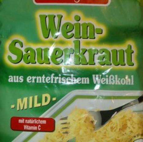 Sauerkraut rohe Beilage / Keine STERNEN vergeben bitte!!! - Rezept - Bild Nr. 2