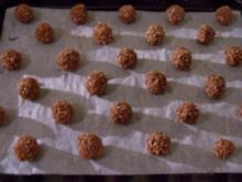 Süßes: Schoko-Kokos-Kugeln - Rezept