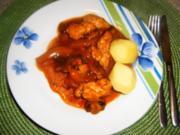 Hähnchenfilet-Pfanne - Rezept
