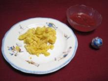 Kaiserschmarren mit Zwetschgenkompott - Rezept