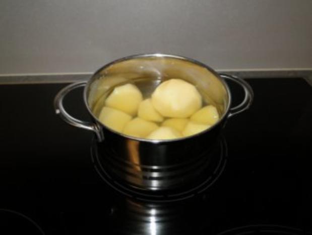 Möhrensuppe/Creme mit Rinderbeinscheibe - Rezept - Bild Nr. 5
