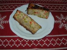 Hackfleisch-Torte - Rezept