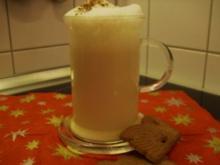 Heiße Milch für Erwachsene :-)))) - Rezept