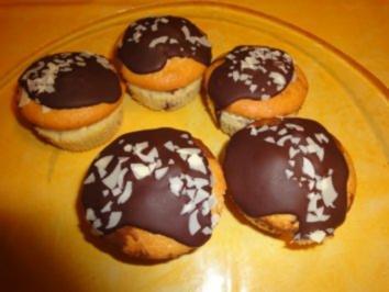 Donauwellen-Muffins - Rezept