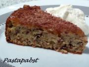 Italienischer Haselnusskuchen - Rezept