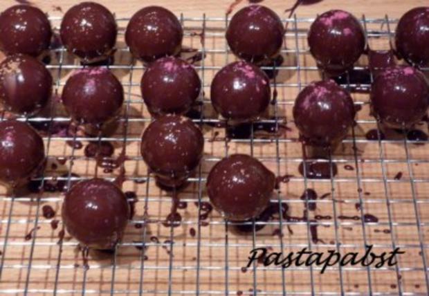 Marzipan-Grappa-Pralinen - Rezept - Bild Nr. 7
