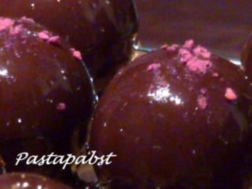 Rezept: Marzipan-Grappa-Pralinen