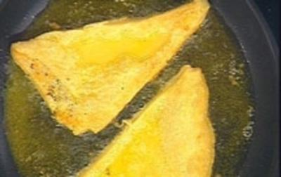 Parmesan-Crunches - Rezept