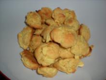 Plätzchen/Kekse: Apfelplätzchen - Rezept