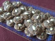 Cookies ' Weihnachtsbäckerei 2010 - Rezept