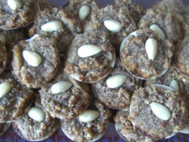 Cookies ' Weihnachtsbäckerei 2010 - Rezept - Bild Nr. 2