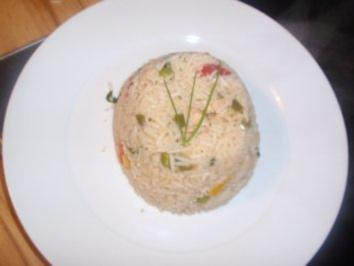 Chinese Chicken Rice - Rezept