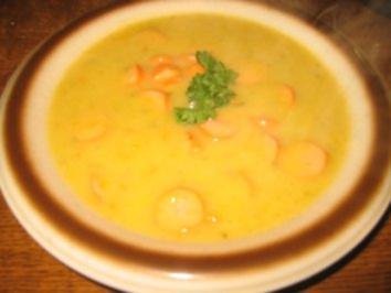 Suppe: Cremige Kartoffelsuppe... - Rezept