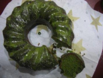 Matcha-Tee-Kuchen - Rezept