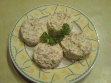 Röstzwiebel-Butter - Rezept