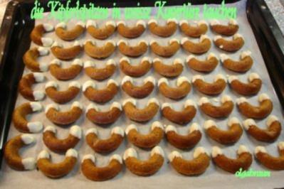 Rezept: Nuss-Nougat-Kipferln