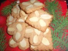 Kekse: Spekulatius - Rezept