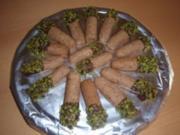 Kekse: Klosterstangen - Rezept