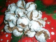 Kekse: Bauernbrotlaibchen - Rezept