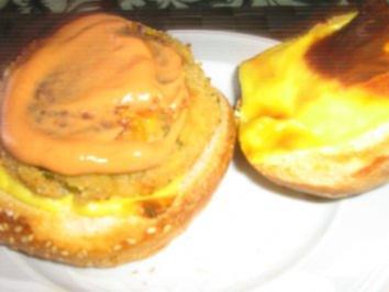 Haslacher Burger - Rezept