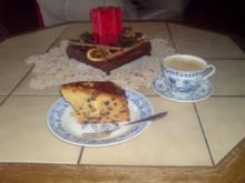 Irischer Früchtekuchen - Rezept