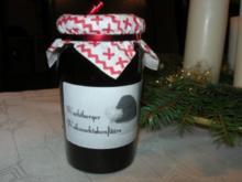 Weihnachtskonfitüre - Rezept