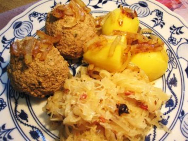 Sauerkraut Aus Der Dose Zubereiten