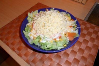Endlich Feierabend - Salat - Rezept