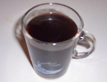Getränk: Glühwein ... ohne Alkohol (?) - Rezept