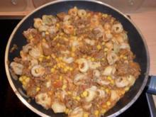 Hackfleisch-Tortellini-Pfanne - Rezept