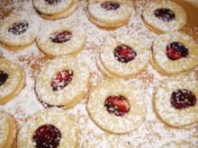 Marmeladen-Ringe - Rezept