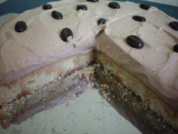 After Eight Torte - Rezept