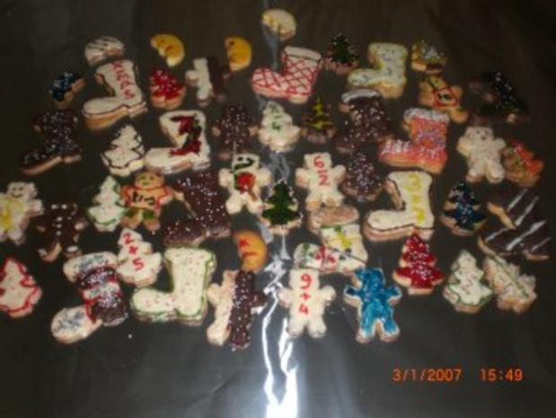 weihnachtsplätzchen - Rezept - Bild Nr. 2