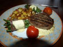 Steakteller am Sonntag - Rezept