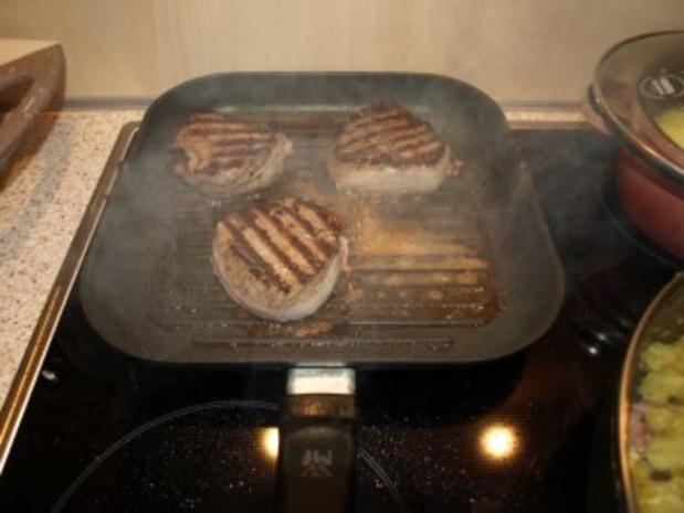 Steakteller am Sonntag - Rezept - Bild Nr. 4