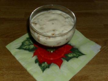 Winterliches Crunchy Dessert - Rezept