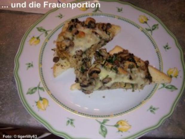 "Champignon-Toast ""Förster Art"" - Rezept - Bild Nr. 5"