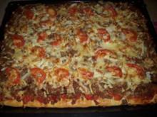Teufelchens Pizzen - Rezept