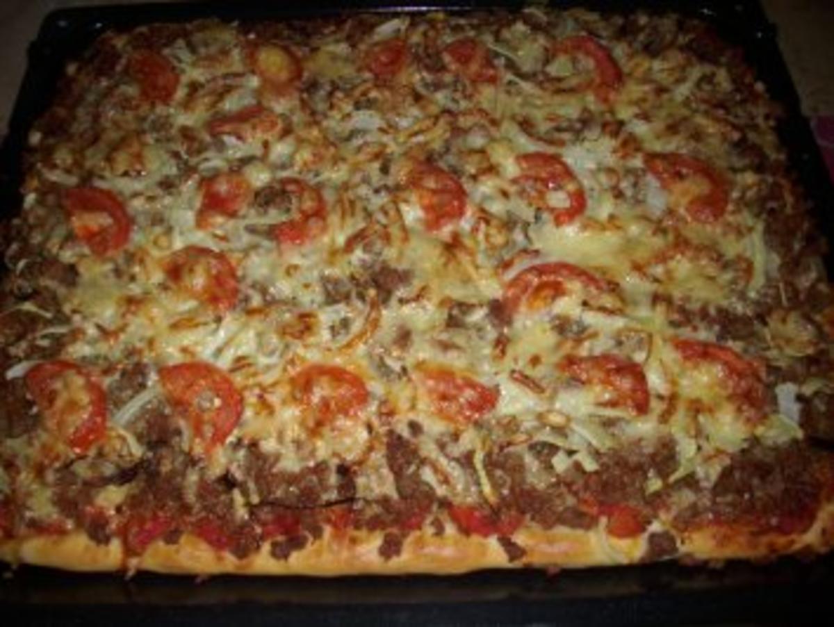 Teufelchens Pizzen - Rezept von Kuechenteufelchen