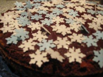 Double-chocolate-cake - Rezept